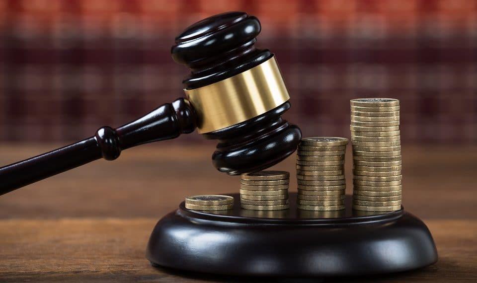 tribunal Estados Unidos incauta BTC ETH