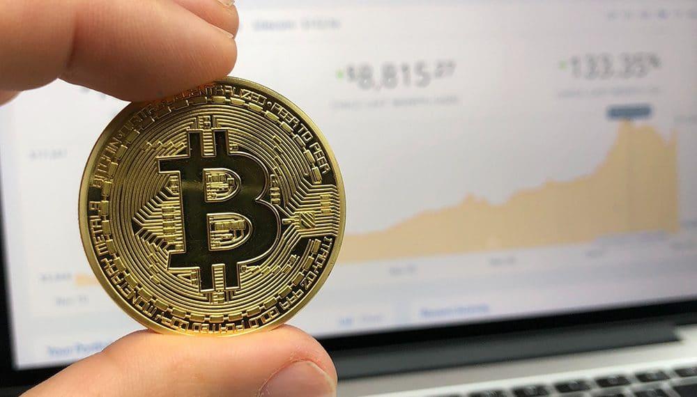 Bitcoin precio repunte