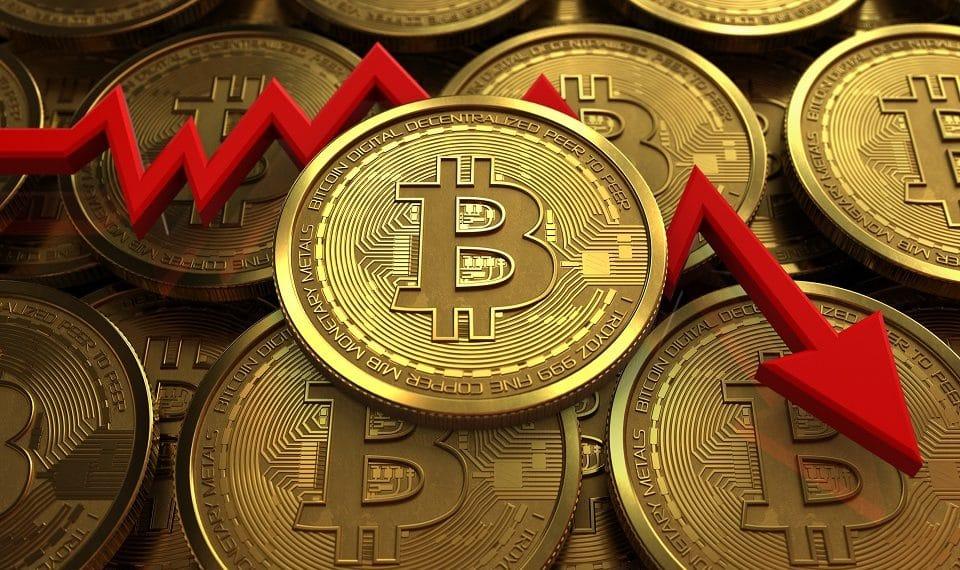 Bitcoin caida