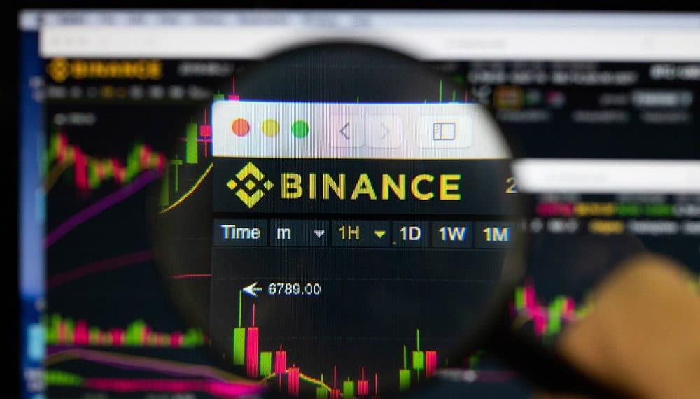 Binance US mercado criptomonedas