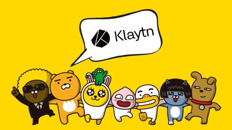 Kakao-blockchain-klaytn-red-principal