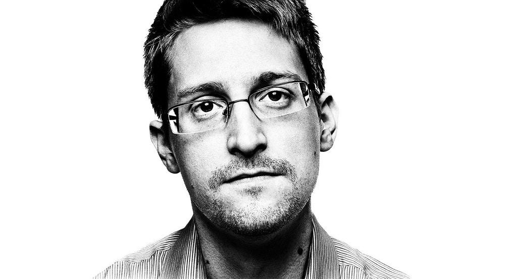 Edward Snowden Libertad de Bitcoin