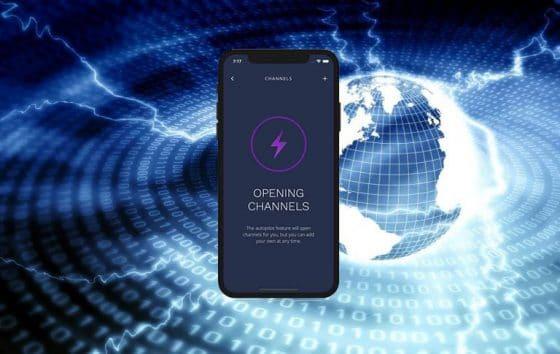 Lanzan nueva aplicación móvil de Lightning Network para IOS y Android