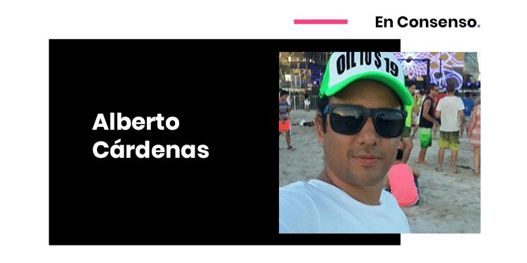 Alberto Cardena's trade