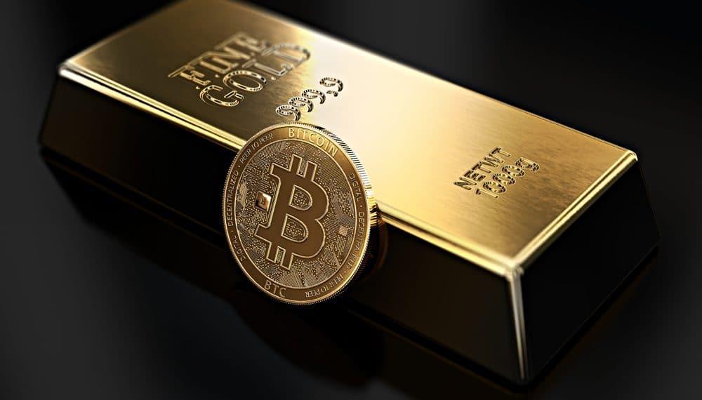 Bitcoin-oro-correlacion