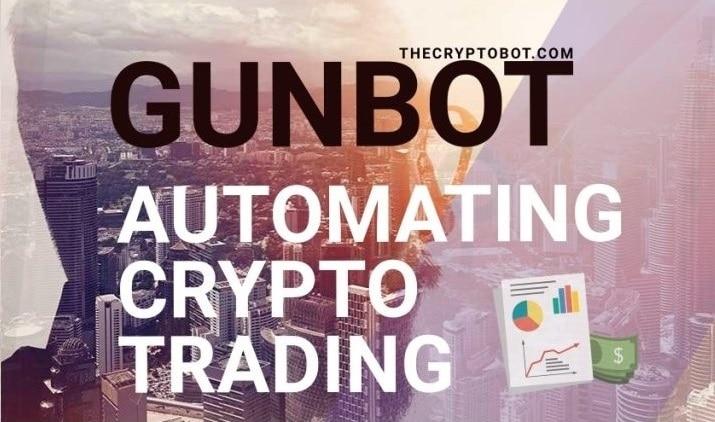 Robot de cripto trading