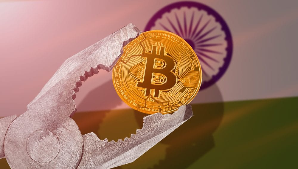 ley prohibición criptomonedas India comité intergubernamental
