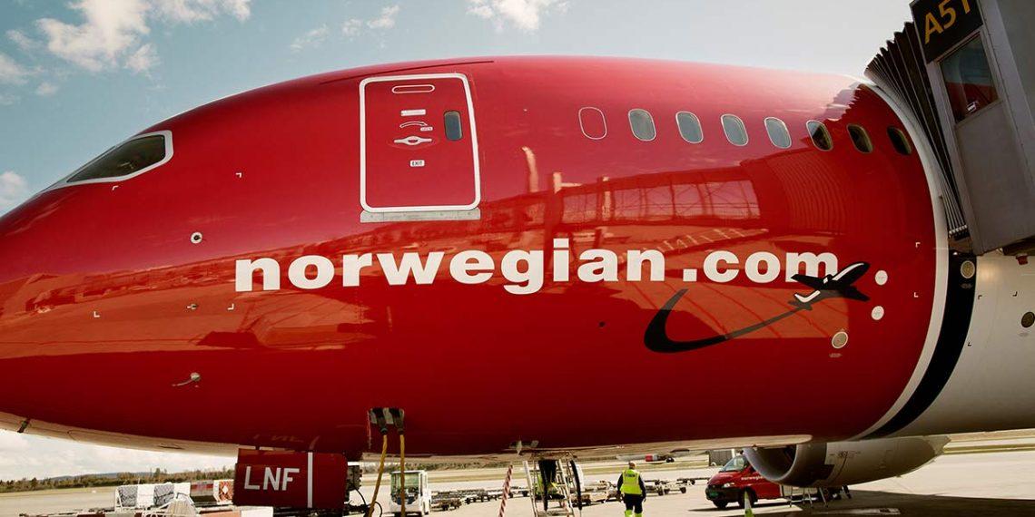 Imagen destacada por norwegian.com