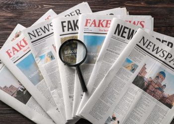 new york times blockchain noticias falsas
