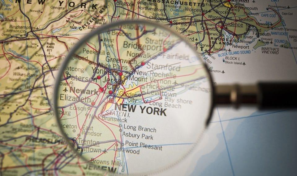 Nueva York criptomonedas