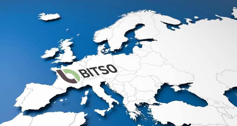 bitso licencia europa