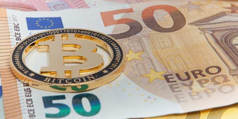 España comercio bitcoin