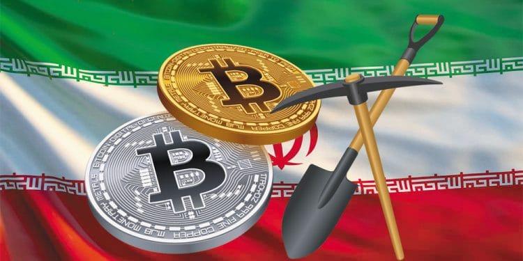 Irán minería criptomonedas regulación