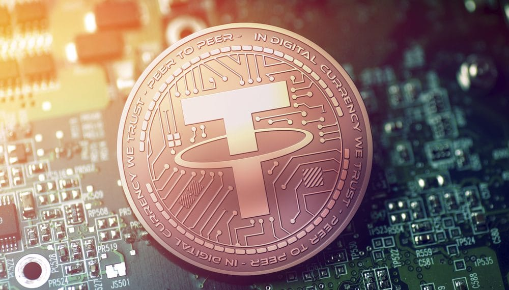 tether-blockchain-Algorand-token-usdt-