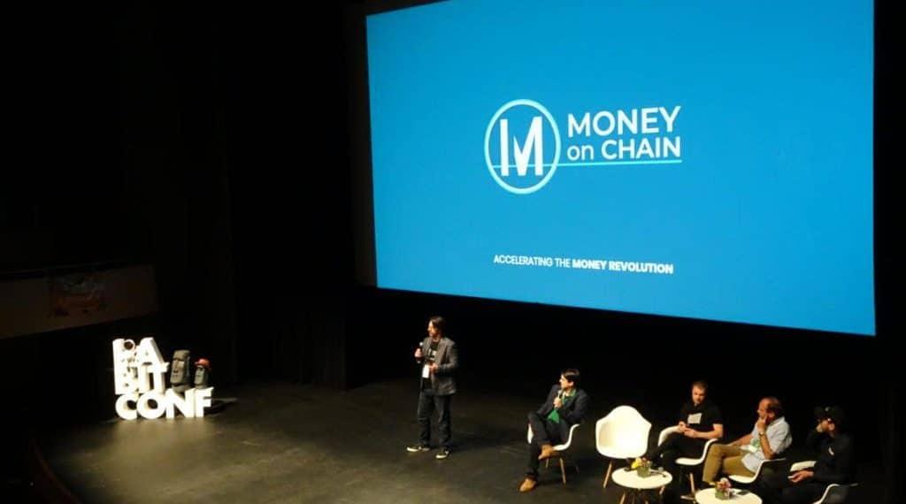 Imagen destacada por Money on Chain / Twitter