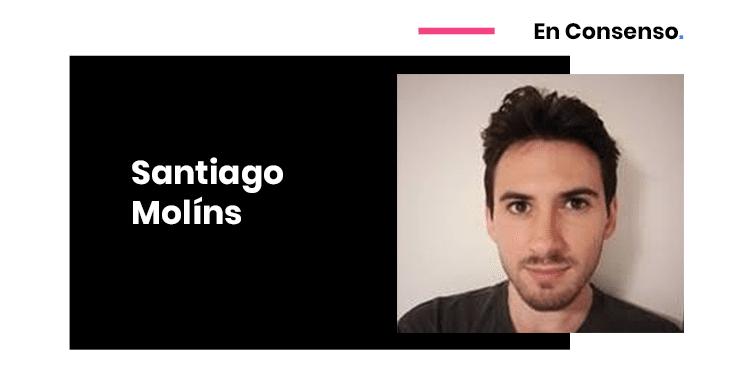 Santiago Molins Bitcoin Argentina