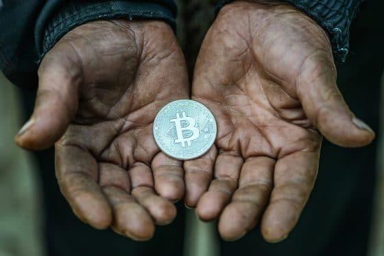 Cuando digo Bitcoin, hablo de inclusión financiera