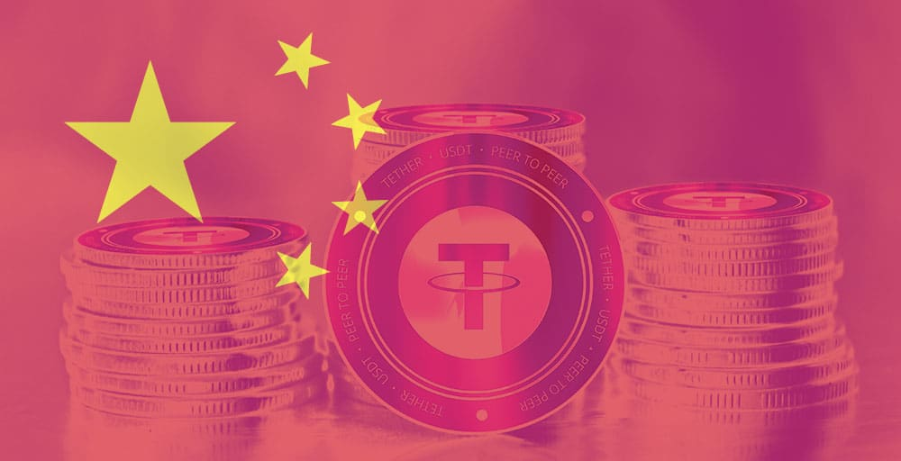 Tether stablecoin yuan