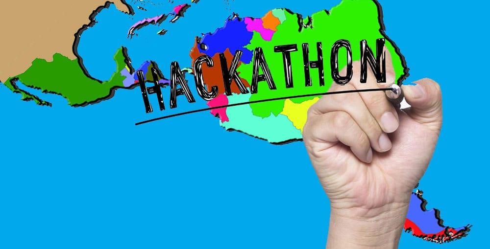 américa latina hackathones ciudades