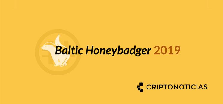 Baltic Honeybadger Bitcoin Cronica