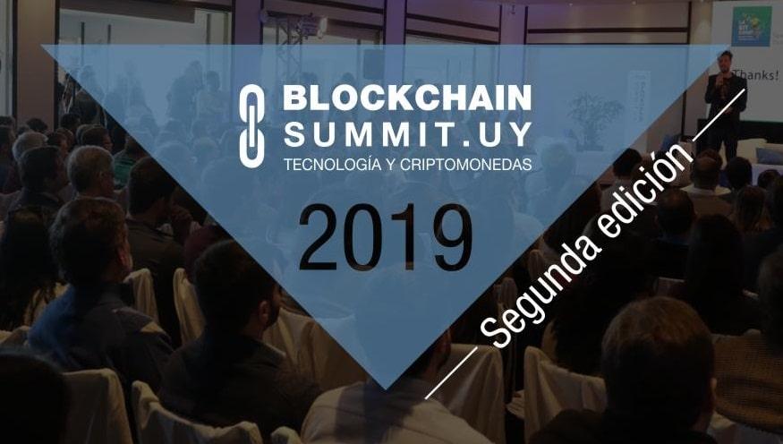 Imagen destacada por Blockchain Summit UY 2019