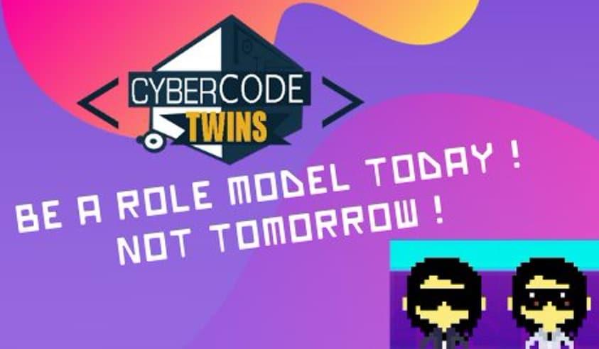 Imagen destacada por CyberCode Twins / Twitter