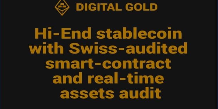 Stablecoin GOLD