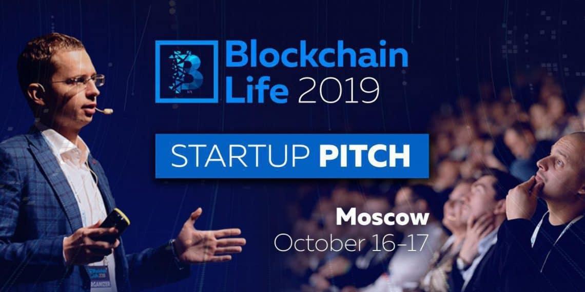 Imagen destacada por Foro Blockchain Life 2019