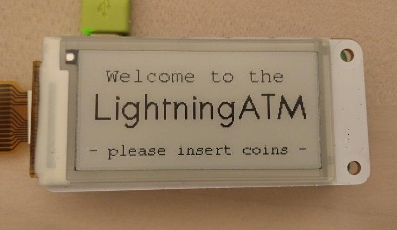 Imagen destacada por 21isenough/LightningATM / GitHub