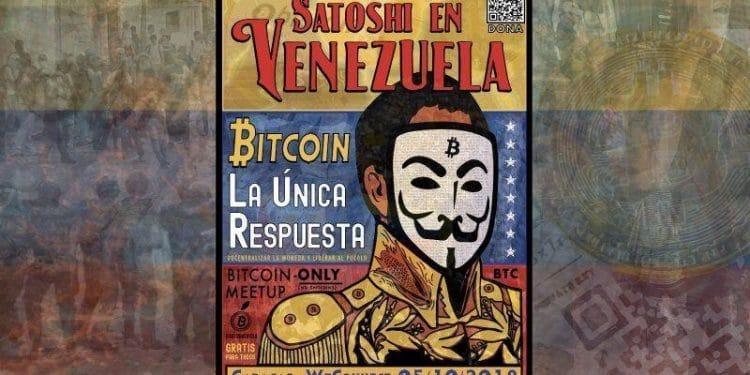 Imagen destacada por Meetup Satoshi en Venezuela