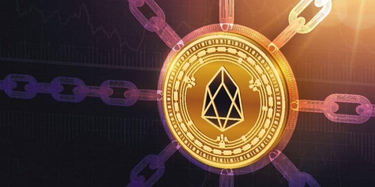block.one eos blockchain