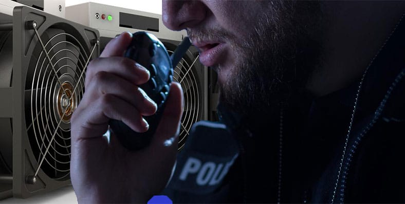 venezuela-equipos-minería-policía