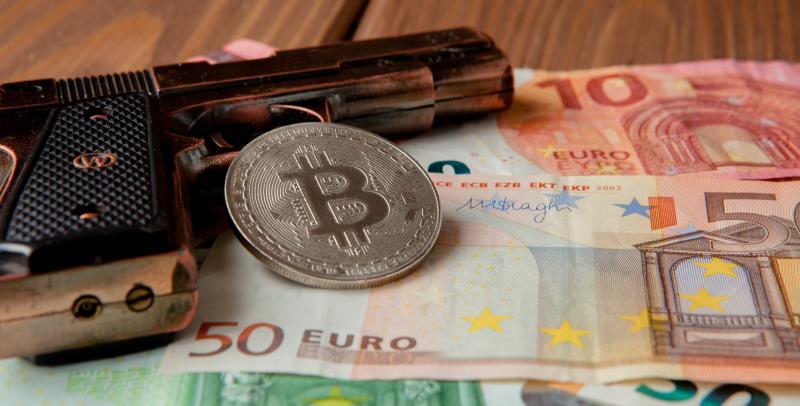 atraco bitcoin criptomonedas