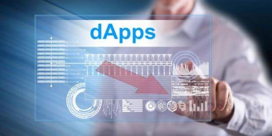 Mercado de Dapps cae 40% en el tercer trimestre pese a récord de usuarios en Ethereum