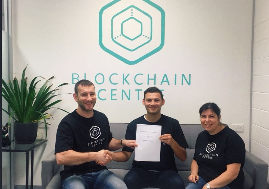 blockchain centre colombia