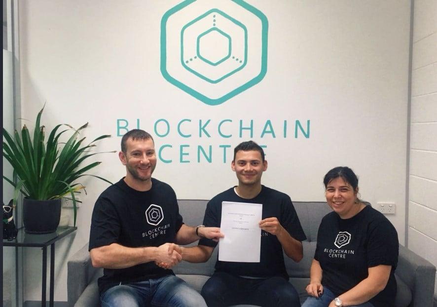 blockchain centre colombia