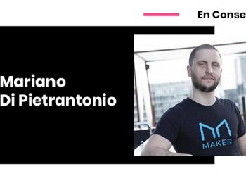 Mariano Di Pietrantonio es el Líder de Comunidad de Latinoamérica de MakerDAO
