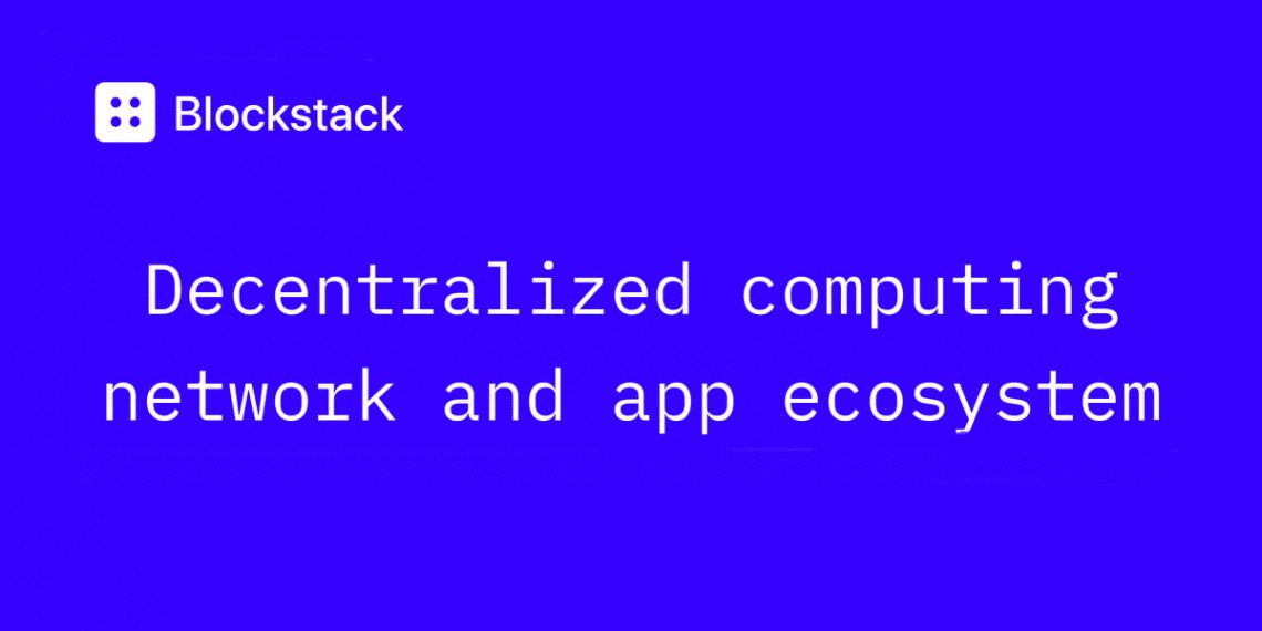 Aplicaciones Descentralizadas