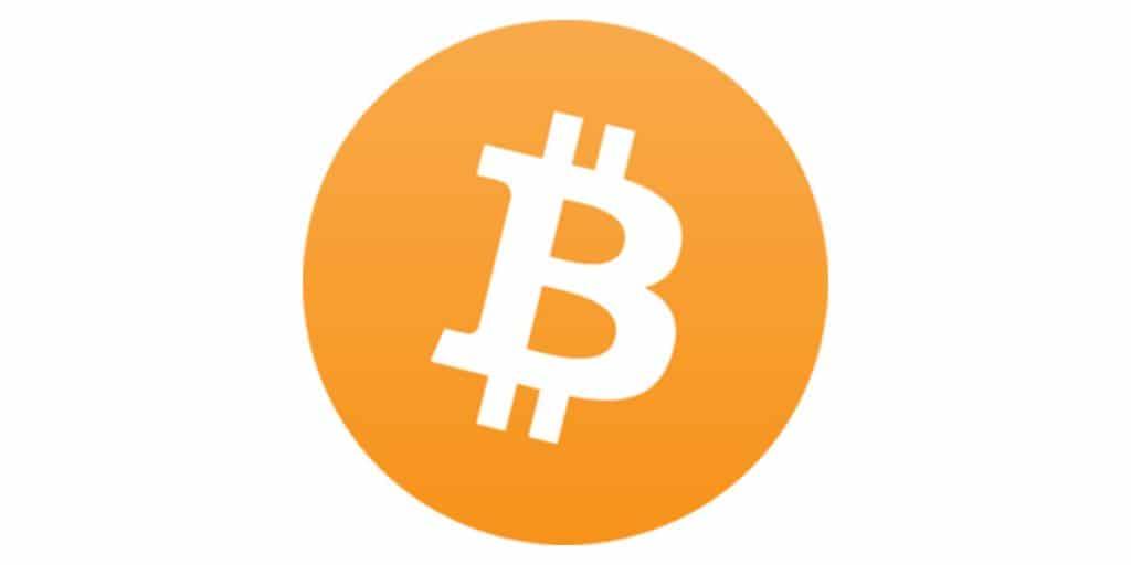 logotipo oficial de Bitcoin