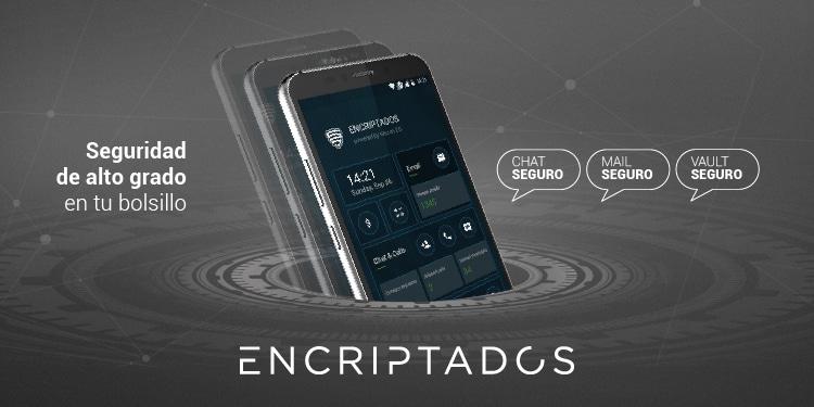 celulares encriptados