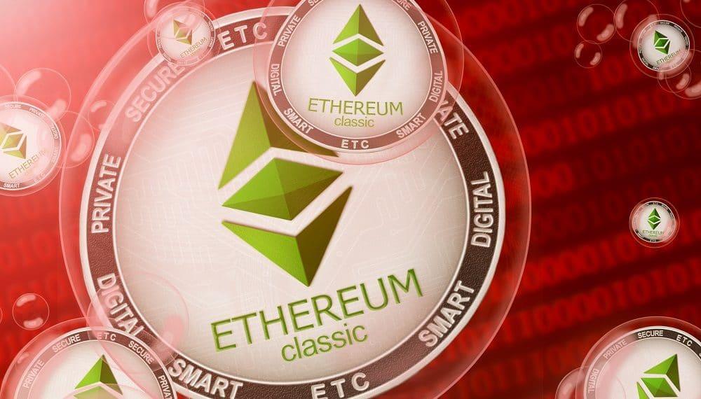 Logo de Ethereum Classic por AlekseyIvanov/stock.adobe.com