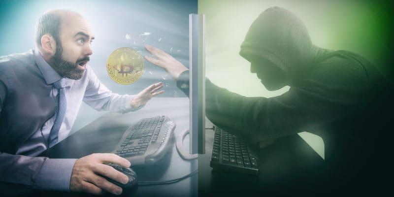 extorsiòn bitcoin màlaga