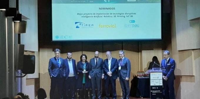 premiadas tres aseguradoras españa blockchain