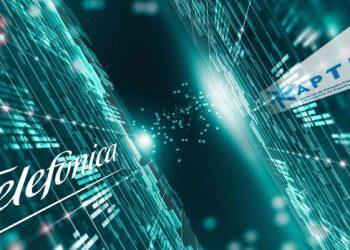 Telefónica blockchain españa