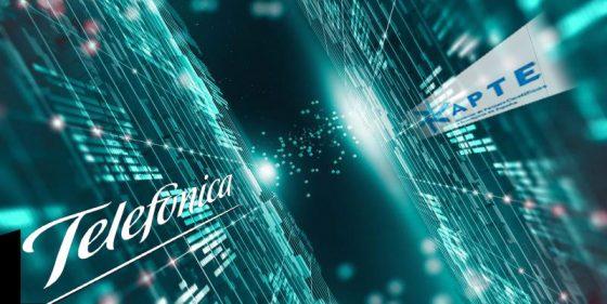 Telefónica y Asociación de Parques Científicos de España inician talleres sobre blockchain