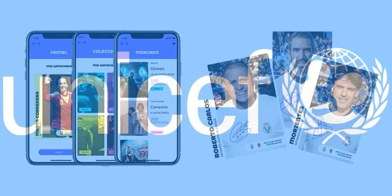 Imagen destacada: collage a partir de imágenes por unicef.org y watafan.com