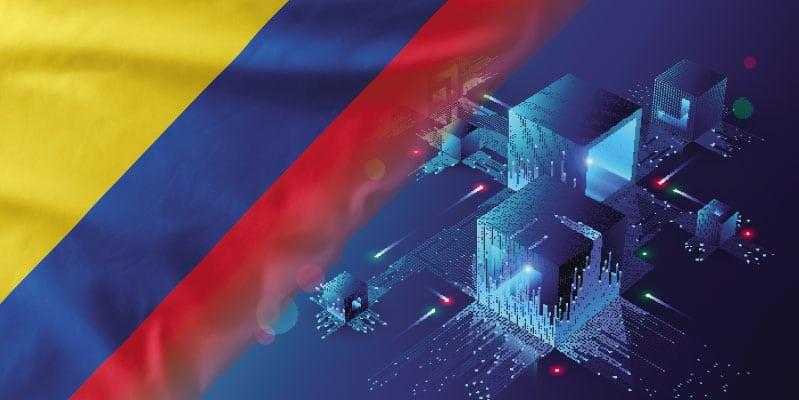 blockchains colombia