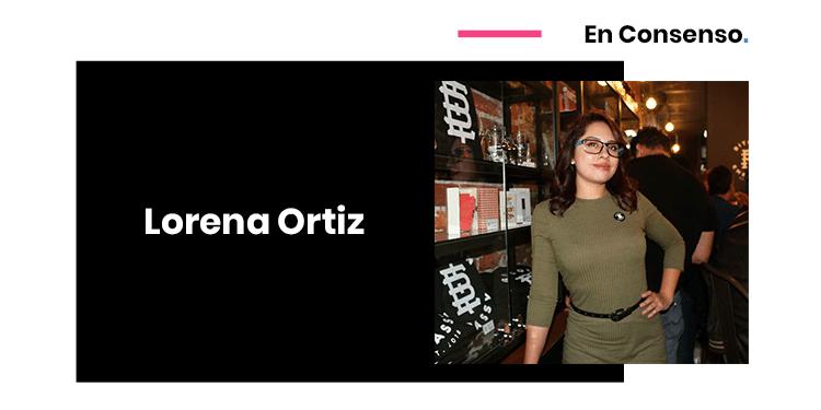 Lorena Ortiz Bitcoin Embassy Bar