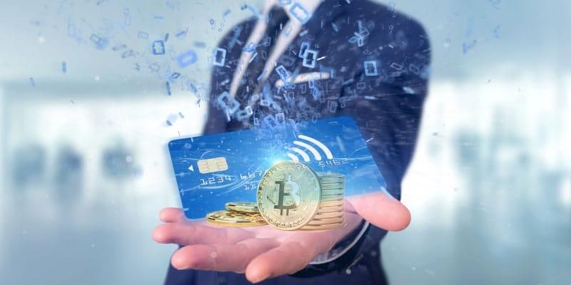 débito visa bitcoin