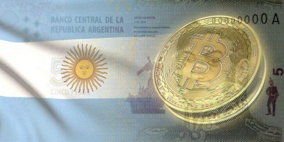 Acuñarán moneda con valor en bitcoins en honor al billete de 5 pesos en Argentina